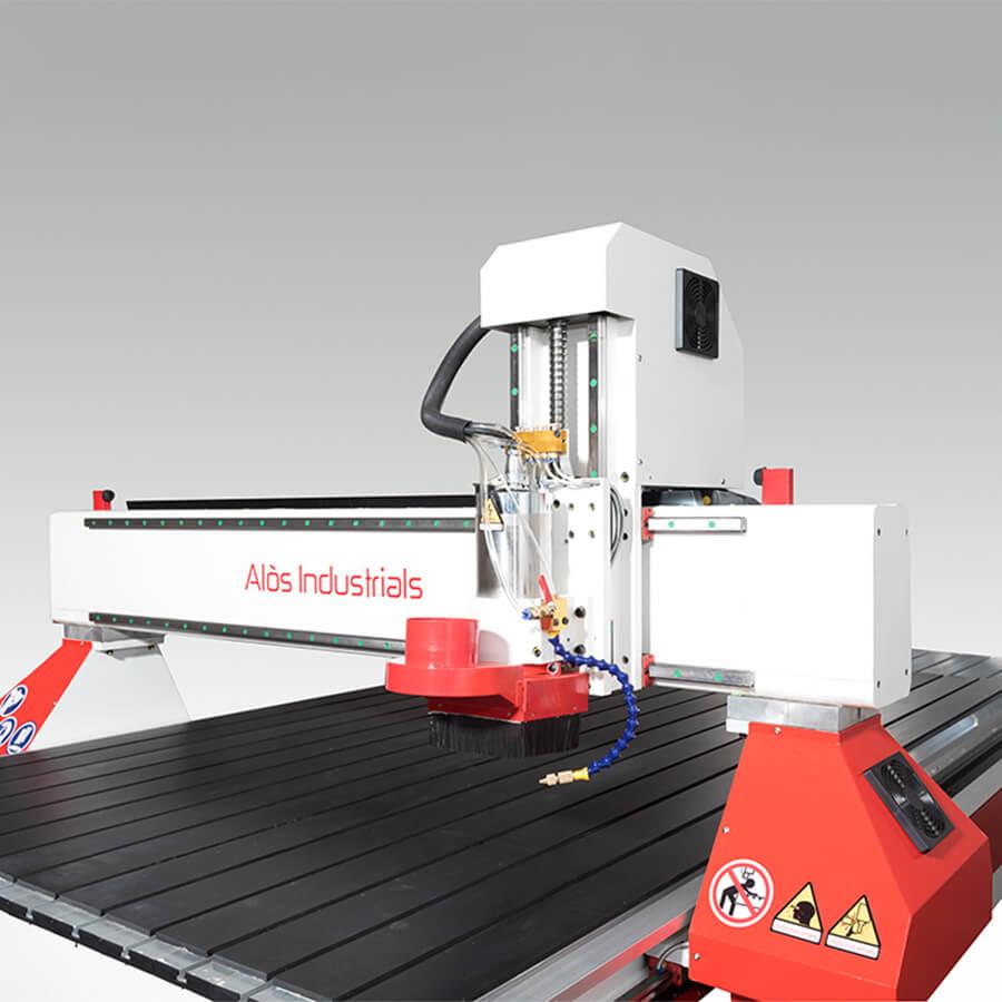 Máquina Fresadora CNC nueva modelo K09C hecha en España
