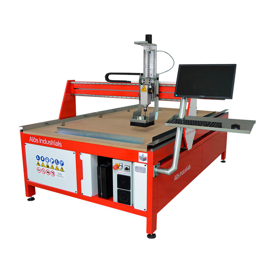 K09A Milling Machine
