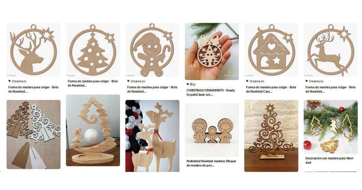 Ideas para mecanizar en Navidad